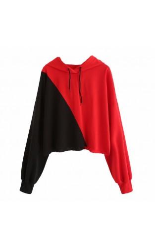 Red-Black sweatShirt