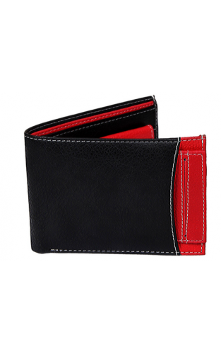 Black-red Wallet
